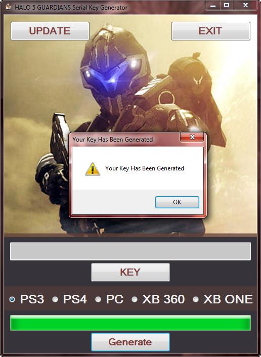 Halo 5 Guardians Serial Key Generator