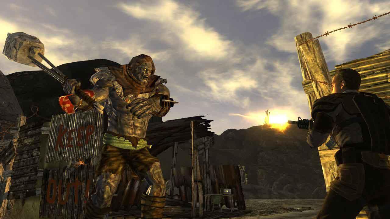 تحميل لعبة Fallout New Vegas مضغوطة برابط مباشر وتورنت مجانا