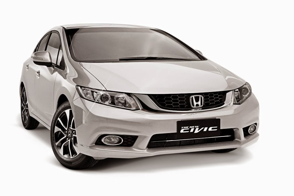 Honda cars philippines adds 3 new variants to civic line for Price of honda civic 2015