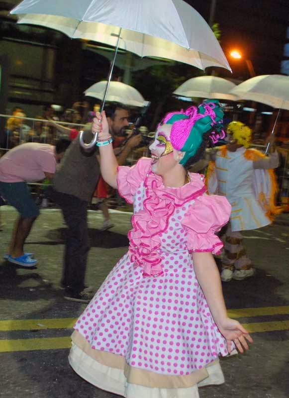 Desfile Inaugural del Carnaval. 2015. Cyranos.