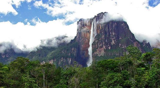 Salto Ángel: a cachoeira mais alta do mundo