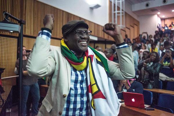 ZIMBABWE: MPINZANI WA MUGABE AFUTIWA KESI