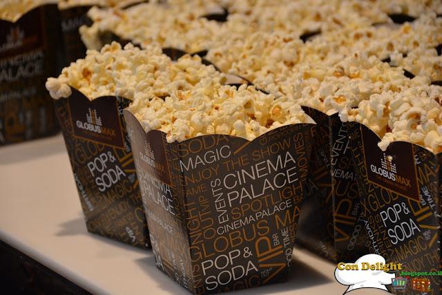פופקורן Popcorn
