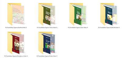 Daftar isi buku kurtils pendidikan agama kelas 4 revisi 2017