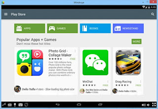 Download Windroye 2.9.0 Full Version