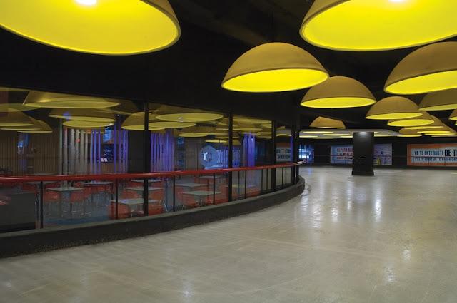 Atrações do Shopping Parque Arauco em Santiago do Chile