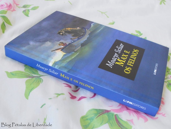 Resenha-dupla, livro, Max e os felinos, Moacyr Scliar, L&PM Editora
