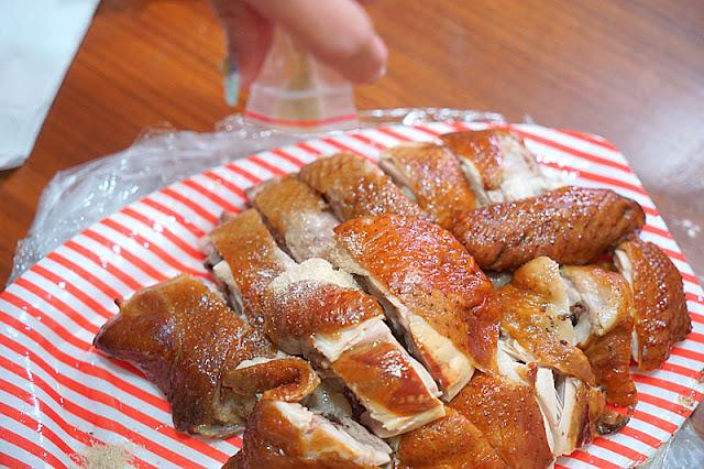 DSC05973 - 台中甘蔗雞│水崛頭黃昏市場馬志甘蔗雞 太晚去容易買不到的美味