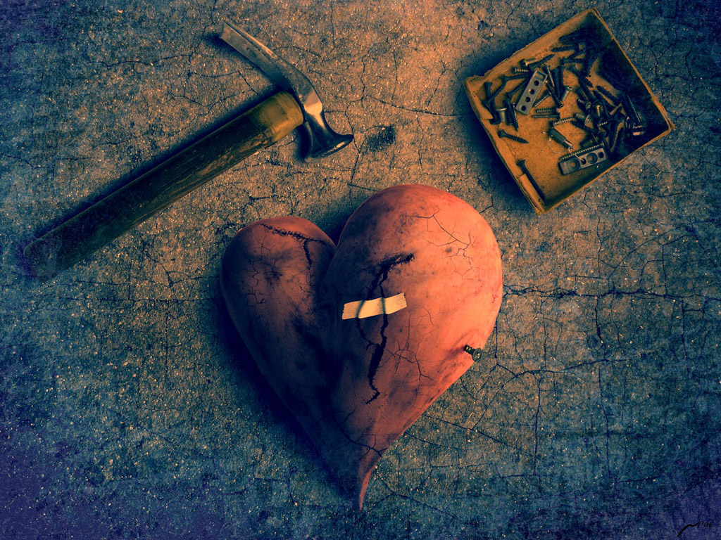 Broken Heart HD Wallpapers