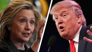 Clinton, Trump Differences on ISIS Back on Display