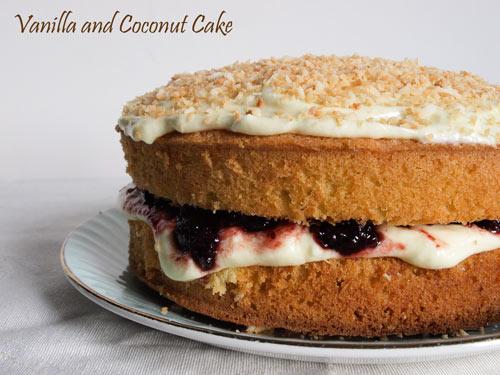 Lavender Sponge Cake Recipe Uk