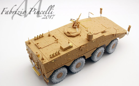 Boxer MRAV: building completed.