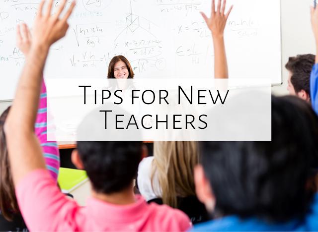 Ten tips for new music teachers