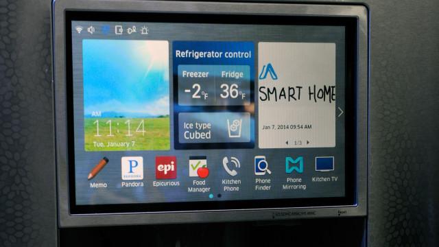Thế hệ tiếp theo tủ lạnh Samsung sẽ có kết nối Internet