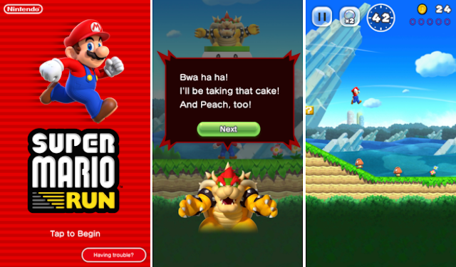 Super Mario Run APK Download Android