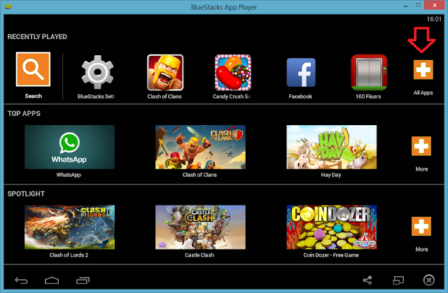 Blue stack App Player Free Download