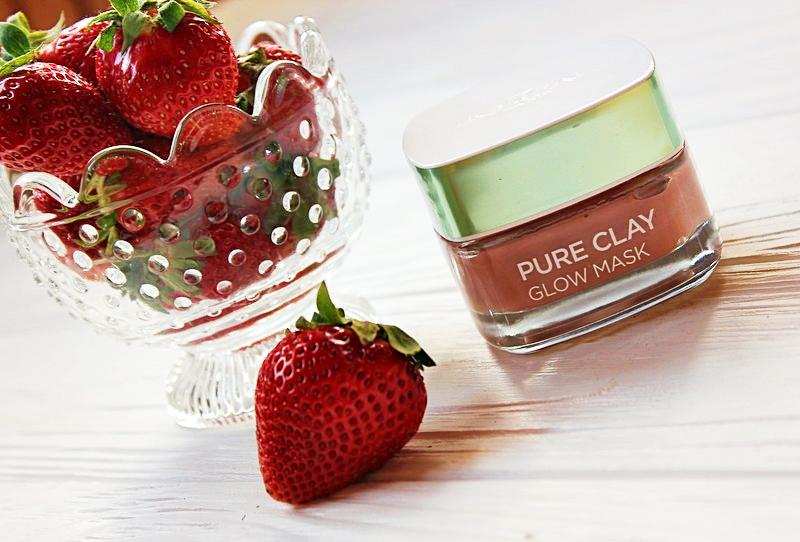 """Очищающая маска-скраб с натуральной глиной и красными водорослями """"Магия глины"""" L'Oreal Paris Pure Clay"""