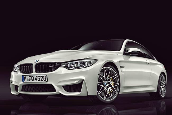 2016 BMW M3 - M4 Competition Package