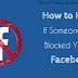 Lovers Blocked Me On Facebook