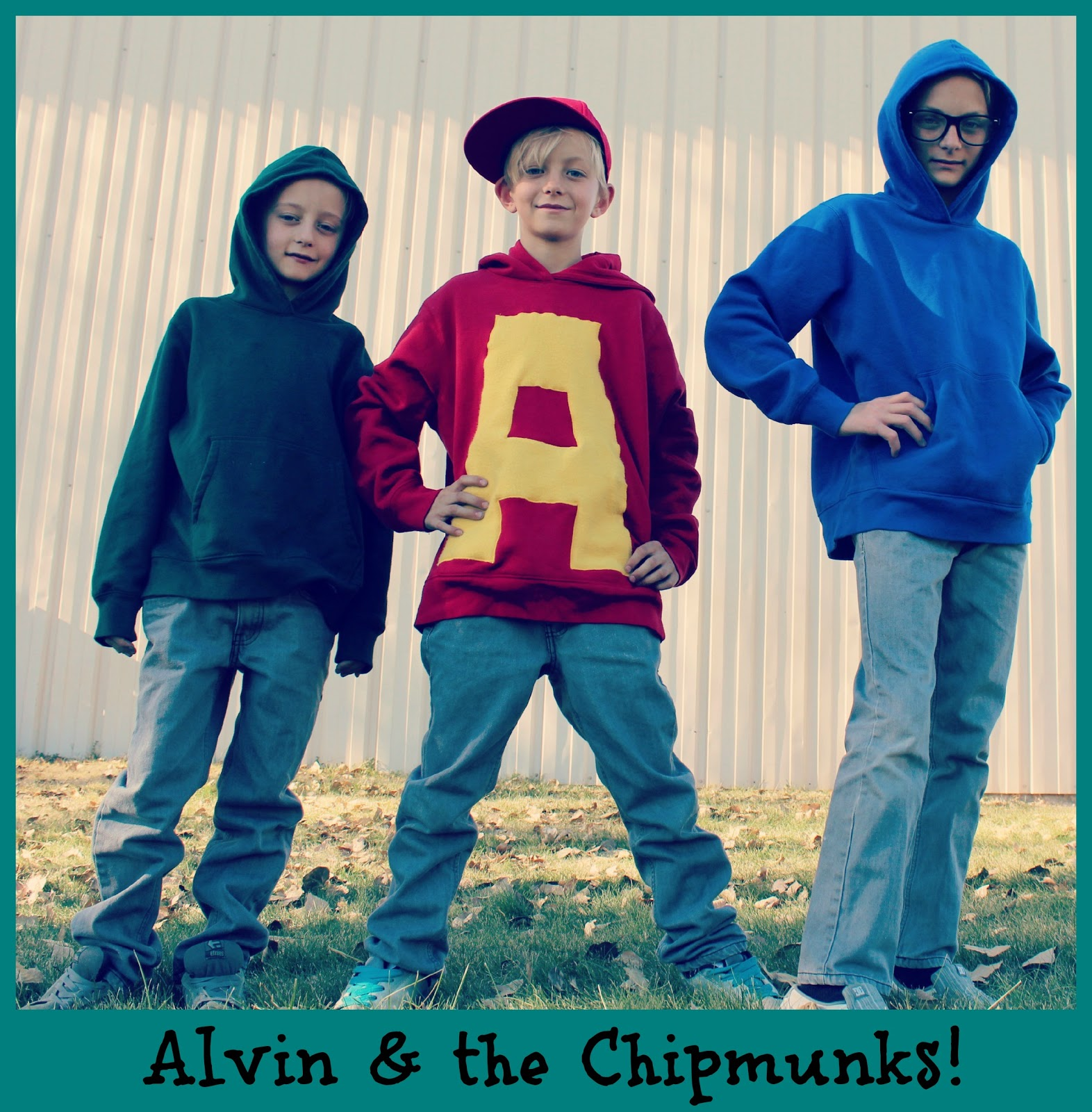Moore Minutes Alvin The Chipmunks And Our Enchanted 31st Day Of October
