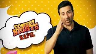 Comedy Nights With Kapil 3rd January 2016 Download Ghayal Once Again Special Full Episode Sunny Deol