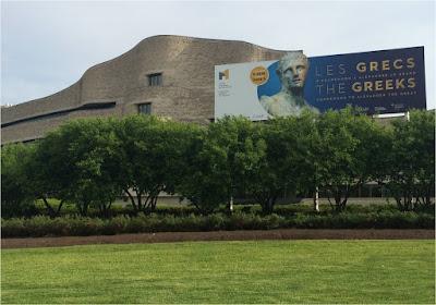 Η έκθεση «Οι Έλληνες: Από τον Αγαμέμνονα στον Μέγα Αλέξανδρο» στο National Geographic Museum των ΗΠΑ
