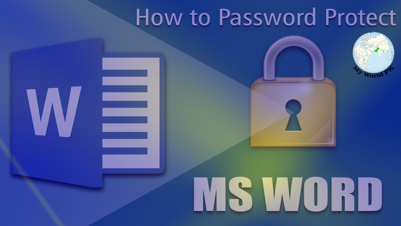 how to break word document password