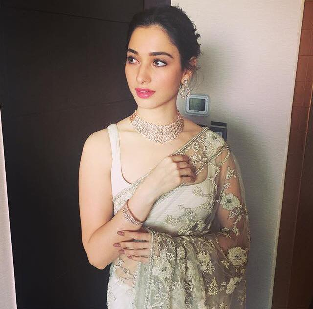 Tamanna at Malabar Gold and Diamonds Inauguration in Bangalore