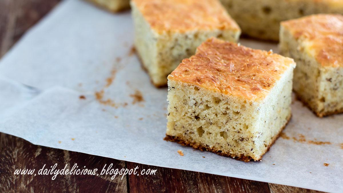 Cheddar Cake Recipe