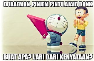 kata kata galau nobita