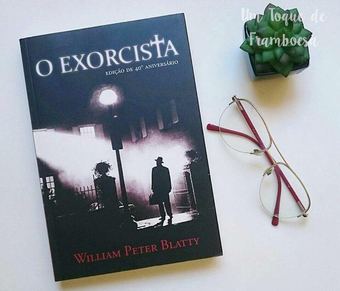 Resenha do livro O Exorcista