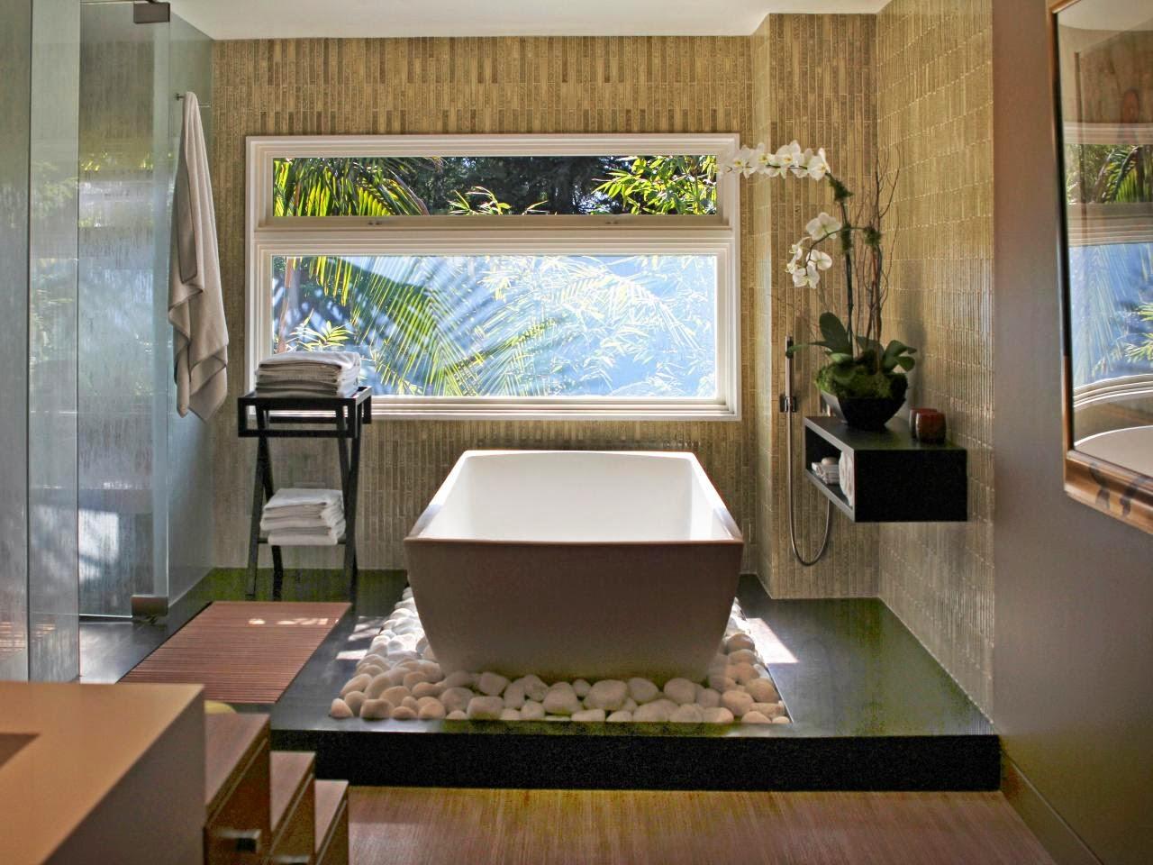 Ideas para decorar el baño