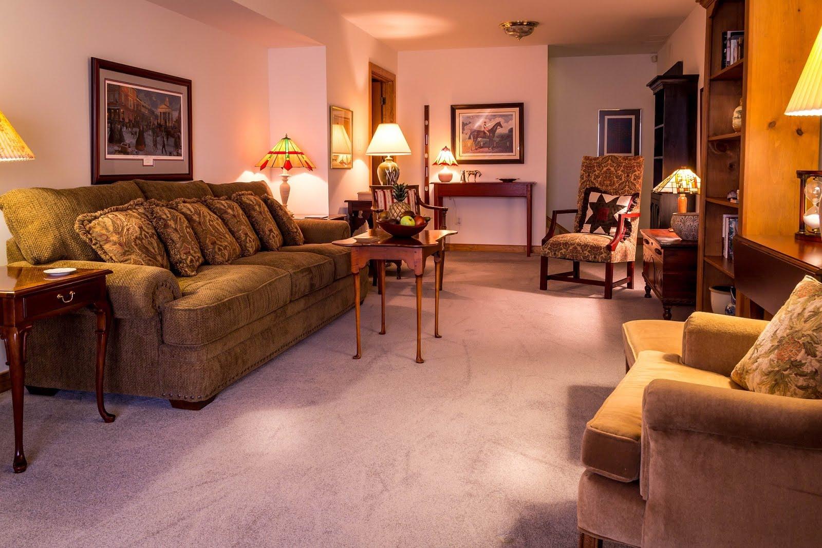 Jika Anda Mau Menggunakan Karpet Untuk Memberesi Ruang Tetamu Tempatkan Daerah Duduk Sehingga Kaki Tempat Benar Di Dalam Zona