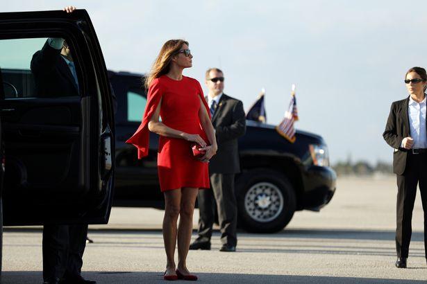 Image Result For Melania Trump Wedding Dress