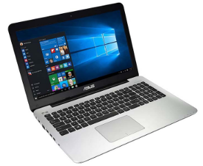 Asus K555UB Drivers windows 10 64bit
