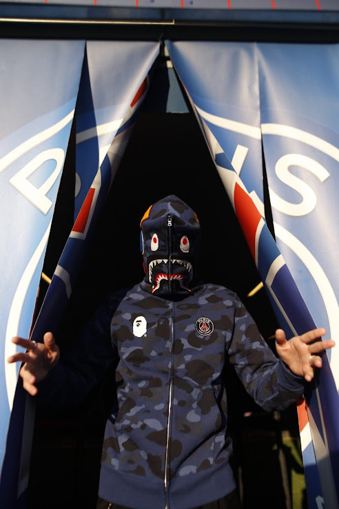 Psg X Bape Collection Unveiled Footy Headlines