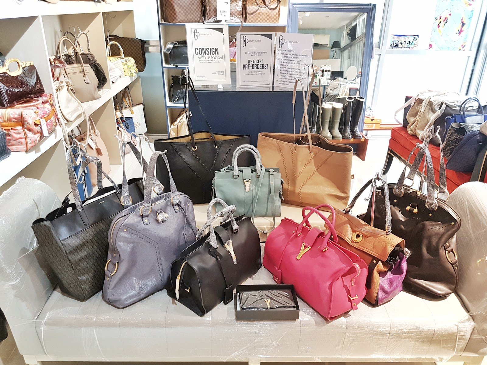 Cebu, Fashion Blogger, Beauty Blogger, Lifestyle, Luxury Items, Cebu Shops, Celine Mini Luggage, Cebu Events, Fashion Curator Manila, branded bags, for sale, Cebu trunk show, pop-up shop, branded preloved bags,