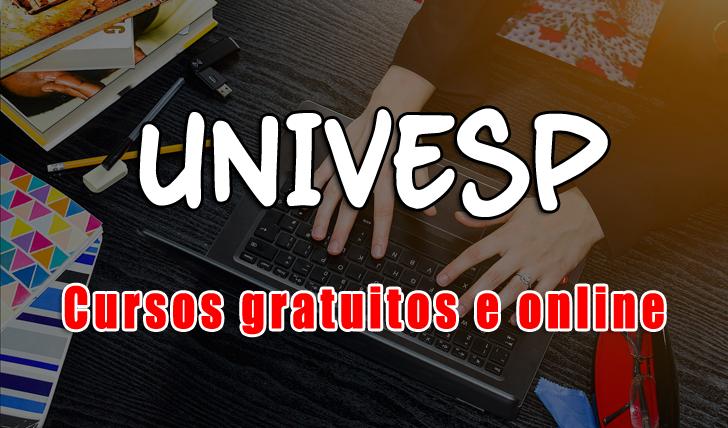 UNIVESP oferece cursos para diversas áreas online e gratuitos