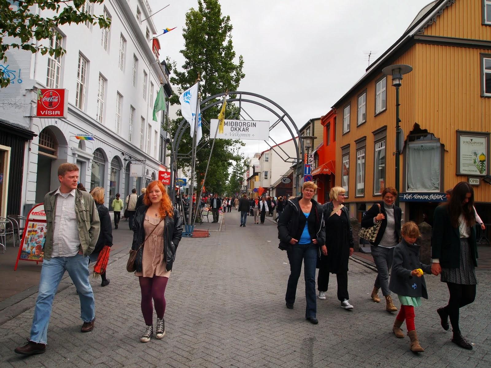 Reykjavik - Guide de voyage - Que faire dans la capitale islandaise