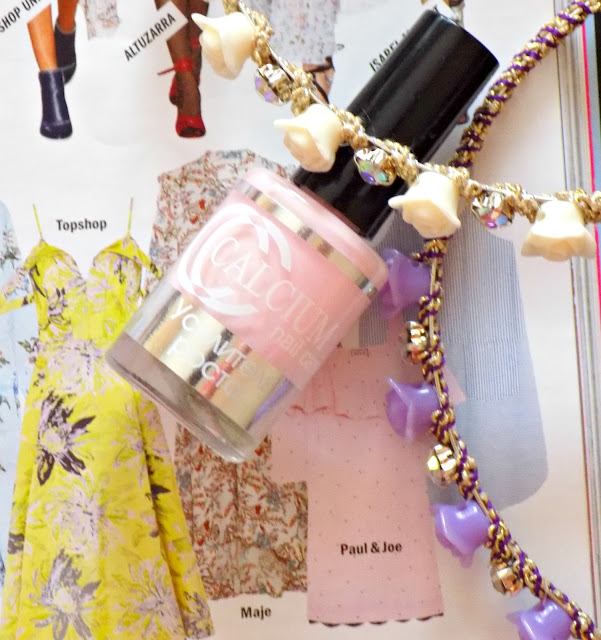 KseniaOksannan, nails, маникюр, маникюр в домашних условиях, средство для усиления роста ногтей, укрепляем ногти, розовый лак для ногтей