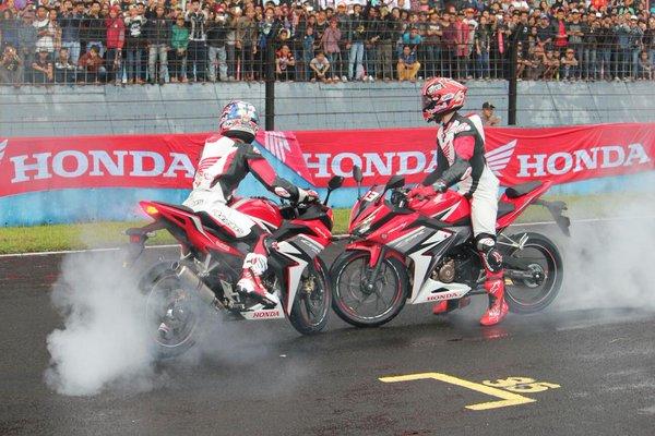 Jenjang Balap AHM untuk Pembalap Indonesia - Dahsyat!