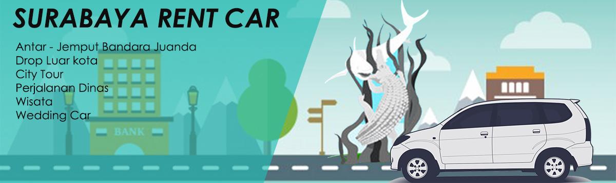 surabaya rent car