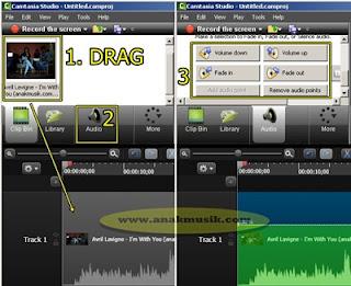 Cara Memperbesar Volume MP3 Dari Video