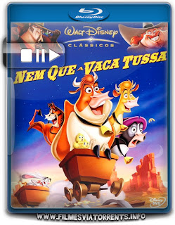 Nem Que a Vaca Tussa Torrent - BluRay Rip 720p Dublado