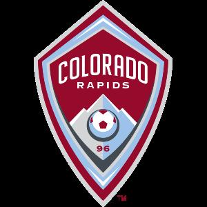 Logo Klub Sepakbola Colorado Rapids PNG