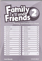 Family and Friends 2 - Testing and Evaluation Book