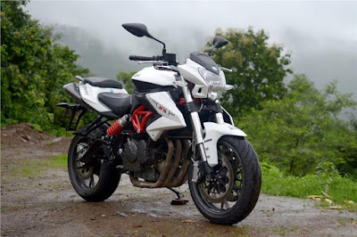 Benelli TNT 600i ABS right side view image
