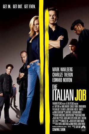 The Italian Job 2003 Dual Audio Hindi 480p BRRip 350MB