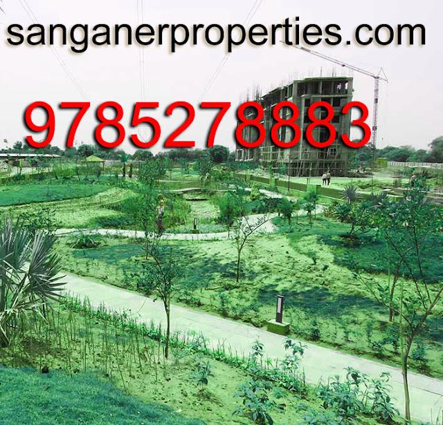 JDA Approved Commercial Land at Haldighati Road in Sanganer