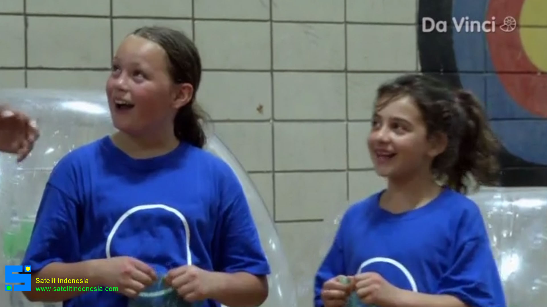 Frekuensi siaran Davinci Kids di satelit Palapa D Terbaru